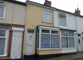 Thumbnail 2 bed terraced house for sale in Chesterfield Avenue, New Whittington, Chesterfield