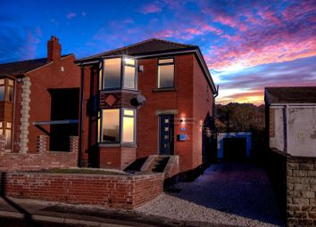 Thumbnail 3 bed detached house for sale in New Road, Barnsley