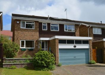 Thumbnail 4 bedroom detached house for sale in North Hayes Court, Goldenash, Northampton