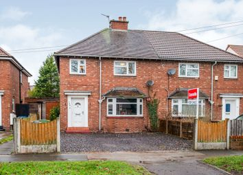 Thumbnail 3 bed semi-detached house for sale in Silkmore Lane, Stafford