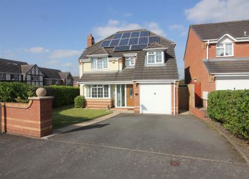 Thumbnail 4 bed detached house for sale in Taylor Close, Moira