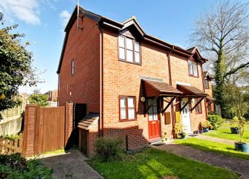 Thumbnail 2 bedroom property for sale in Tudor Court, Tadley
