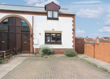 Thumbnail 2 bed end terrace house for sale in Sandy Lane, New Bilton, Rugby