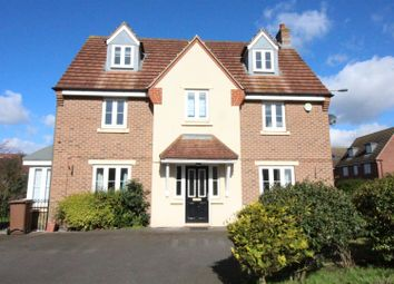 Thumbnail 5 bedroom detached house to rent in Harewood Crest, Brough