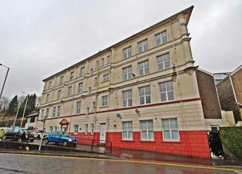 Thumbnail 1 bed flat for sale in Cwrt Brenin, Mill Street, Pontypridd, Rhondda Cynon Taff