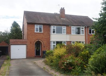 Thumbnail 3 bed semi-detached house for sale in Priory Drive, Shrewsbury