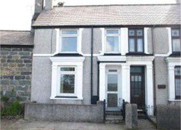 Thumbnail 3 bed terraced house for sale in -, Bontnewydd, Caernarfon, Gwynedd