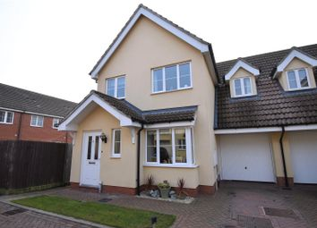3 bed link-detached house for sale in Yorktown Close, Dovercourt, Harwich, Essex CO12