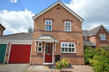 Thumbnail 3 bed detached house to rent in Available Now Goldsmith Drive, Sandbach
