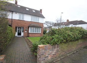 Thumbnail 4 bed semi-detached house for sale in Southbourne Grove, Westcliff-On-Sea