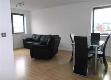 Thumbnail 2 bed flat to rent in Copper, Butcher Street, Leeds