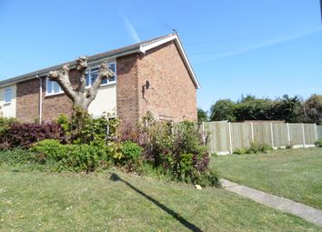 Thumbnail 2 bed flat for sale in Hilltop Crescent, Weeley