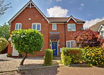 Thumbnail 3 bed semi-detached house for sale in Camomile Drive, Wickford