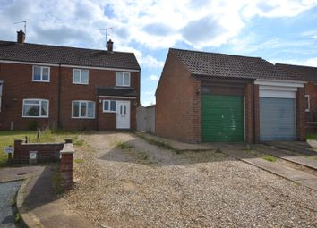 Thumbnail 3 bed semi-detached house for sale in Gwyn Crescent, Fakenham