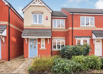 Thumbnail 3 bed semi-detached house for sale in Scrooby Road, Harworth, Doncaster