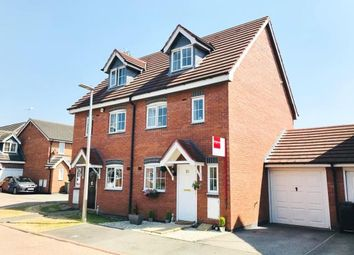 Thumbnail 3 bed semi-detached house for sale in Pickering Way, Stapeley, Nantwich, Cheshire