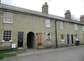 Thumbnail 2 bed terraced house to rent in Normans Lane, Royston
