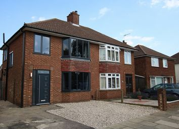 Thumbnail 3 bed semi-detached house for sale in Adelaide Road, Ipswich, Suffolk