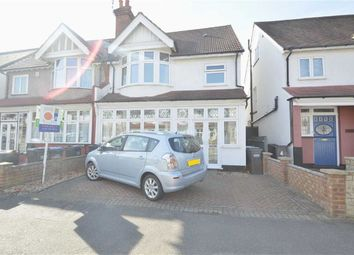 Thumbnail 3 bed semi-detached house for sale in Purley Park Road, Purley, Surrey