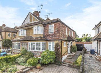 Thumbnail Semi-detached house for sale in Totteridge, London N20,