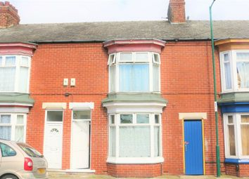 Thumbnail 3 bedroom terraced house for sale in King Street, South Bank, Middlesbrough