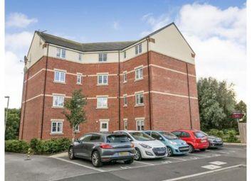 Thumbnail 2 bed flat for sale in Kerridge Drive, Warrington