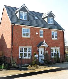 "Thumbnail 5 bed town house for sale in ""The Newby "" at Chancery Fields, Chorley"