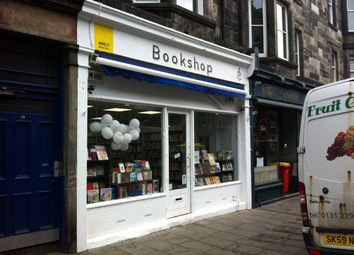 Thumbnail Retail premises for sale in 12 Roseneath Street, Edinburgh