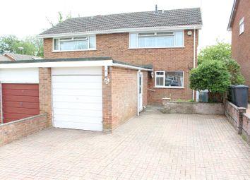 Thumbnail 3 bedroom semi-detached house for sale in Bartok Close, Basingstoke