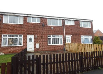 Thumbnail 3 bed terraced house to rent in Lindon Close, Shildon