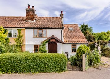 Thumbnail 3 bed cottage for sale in 6 London Road, Capel St. Mary, Ipswich, Suffolk
