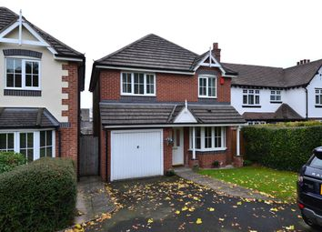 Thumbnail 4 bed detached house for sale in Ashbridge Court, Rednal, Birmingham