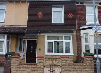 Thumbnail 2 bedroom terraced house for sale in Nelson Avenue, Portsmouth