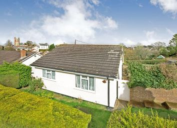 Thumbnail 2 bed detached bungalow for sale in Brooke Road, Witheridge, Tiverton