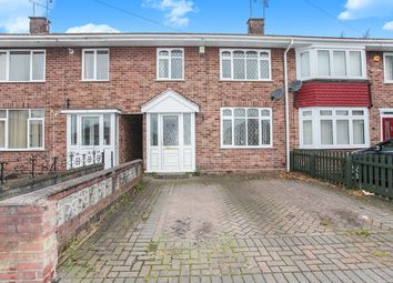 3 bed terraced house for sale in Glebe Avenue, Bedworth, Warwickshire CV12