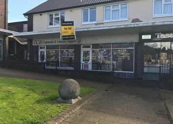 Thumbnail Retail premises to let in Andrew Place, Newcastle-Under-Lyme, Staffordshire