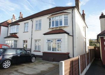 Thumbnail 2 bed flat for sale in St Marks Road, Hadleigh, Benfleet