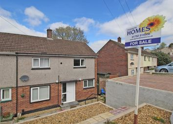 Thumbnail 2 bed end terrace house for sale in Selkirk Place, Plymouth