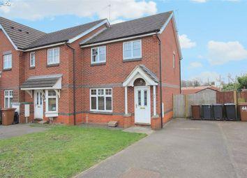 3 bed end terrace house for sale in Thomas Chapman Grove, Southbridge, Northampton NN4