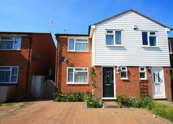 Thumbnail 3 bed semi-detached house for sale in Kite Close, St Leonards-On-Sea, East Sussex