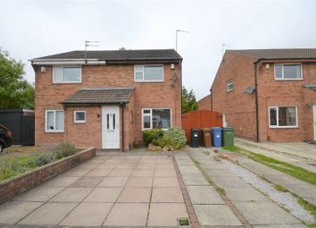Thumbnail 2 bed semi-detached house for sale in 3 Longfield Avenue, Heald Green, Cheadle