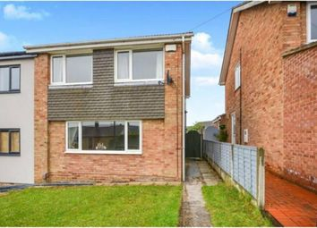 Thumbnail 3 bed semi-detached house to rent in Oulton Rise, Parklands, Northampton