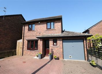 Thumbnail 3 bed detached house for sale in Hendersons Croft, Crosby-On-Eden, Carlisle, Cumbria