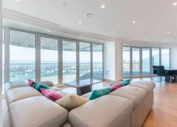 Thumbnail 3 bed flat to rent in Baltimore Wharf, London