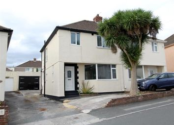 Thumbnail 3 bed semi-detached house for sale in St Margarets Road, Plympton
