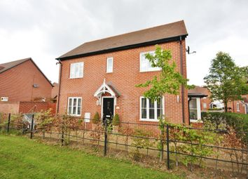 Thumbnail 3 bed detached house for sale in Ash Way, Whiteley, Fareham