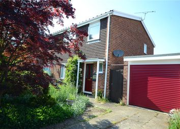 Thumbnail 3 bed semi-detached house for sale in Drake Close, Finchampstead, Wokingham