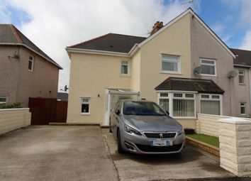 Thumbnail 3 bed end terrace house for sale in Markham Crescent, Oakdale, Blackwood