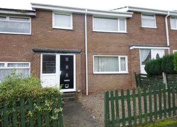 Thumbnail 3 bed terraced house to rent in Lambton Avenue, Consett