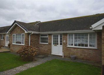 Thumbnail 2 bed terraced bungalow for sale in 18, Awel Dyfi, Tywyn, Gwynedd